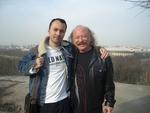 Г. Димант и Максим Кравчинский