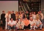"""Участники фестиваля """"Хорошая песня"""" в Калининграде"""