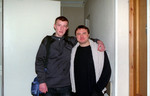 Сергей Панюшкин и Руслан Казанцев