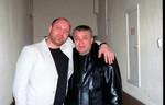 Виталий Аксёнов и Александр Дюмин