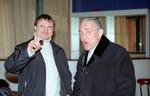 Руслан Казанцев и Владимир Утёсов