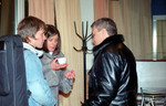 Владимир Лисицын, Марина Буданова (Лисицына) и Александр Дюмин