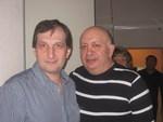 Марк Винокуров и Зиновий Бельский