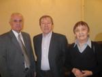Сергей Петрович Соколов, Сергей Иванович Маклаков и Валентина Павловна Маклакова