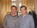 Сергей Любавин и Марк Винокуров