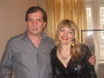 Марк Винокуров и Лора Виталь