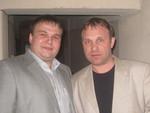 Николай Озеров и Александр Сотник