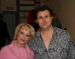 Ольга Каневская и Анатолий Корж