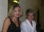 Катерина Голицына и Ольга Каневская