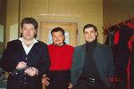 Валерий Моржов, Виктор Калина и П. Ростов