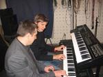 с Андреем Аршавиным в студии