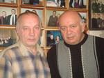 Зиновий Бельский и Владимир Окунев