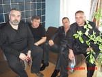 Виталий Соловьёв, Сергей Чернышов, Олег Андрианов, Вадим Рябов