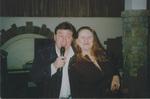 Михаил Шелег и Катя Огонёк