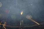 Вера Снежная под куполом цирка