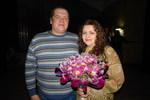 Вера Снежная и Олег Баянов
