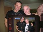 Олег Андрианов и Владимир Окунев