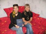Анна Ниткина (г. Иваново) и Марина Филиппская (Санкт-Петербург)