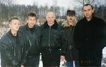 Артём Коржуков, Владимир Баранов, Владимир Окунев, Геннадий Ломоносов, Ильдар Южный
