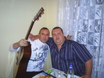 Виктор Горст и Батон