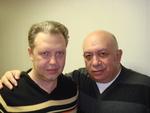 Зиновий Бельский и Сергей Князев