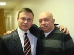 Зиновий Бельский и Николай Орловский