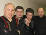Зиновий Бельский, Павел Ростов, Денис Стрельцов, Виталий Аксёнов