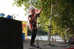 на фестивале шансона памяти В. С. Высоцкого в г. Пугачёве Саратовской обл. - 2009 г.