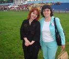 Олеся Атланова и Ольга Медведева (сестра Михаила Круга)