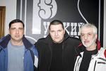 М. Бородин, А. Звинцов, Е. Амирамов