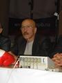 кандидат в мастера спорта по боксу, Народный артист России Александр Яковлевич Розенбаум