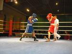 6-й бой турнира: Евгений Долголевец (Беларусь) - Мадади Нагибеков (СКА Санкт-Петербург)