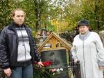 Евгений Кисляков и Тамара Сергеевна Барабаш