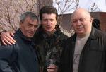 Б. Богданов, Д. Стрельцов, З. Бельский