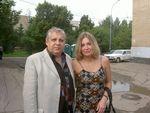 Геннадий Жаров и Катерина Голицына