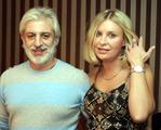 с К. Голицыной