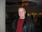 в гостинице нас встречал Борис Тюляпин