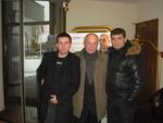 Алексей Хорьков, Владимир Окунев, Павел Ростов