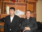 Павел Ростов и Андрей Большеохтинский