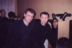 в Санкт-Петербурге, Борис Драгилев и Александр Дюмин
