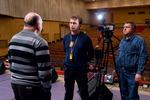 интервью для прессы З. Бельского
