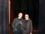с Ильдаром Южным в Санкт-Петербурге