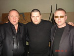 брат Александр, Александр Звинцов и Владимир Двинской