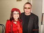Кира Хабарова и Владимир Двинской