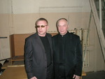 Владимир Двинской и Владимир Окунев