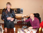 Евгений Куневич и Саша Ролик