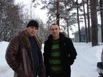 Олег Андрианов и Ильдар Южный