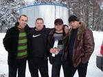 Ильдар Южный, Сергей Новиков, Виктор, Олег Андрианов