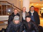 """группа """"Может быть"""", В. Окунев и А.Корж. Фестиваль Музея шансона - 2010 г. Санкт-Петербург"""
