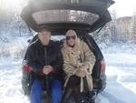 Геннадий Жаров и Светлана Питерская